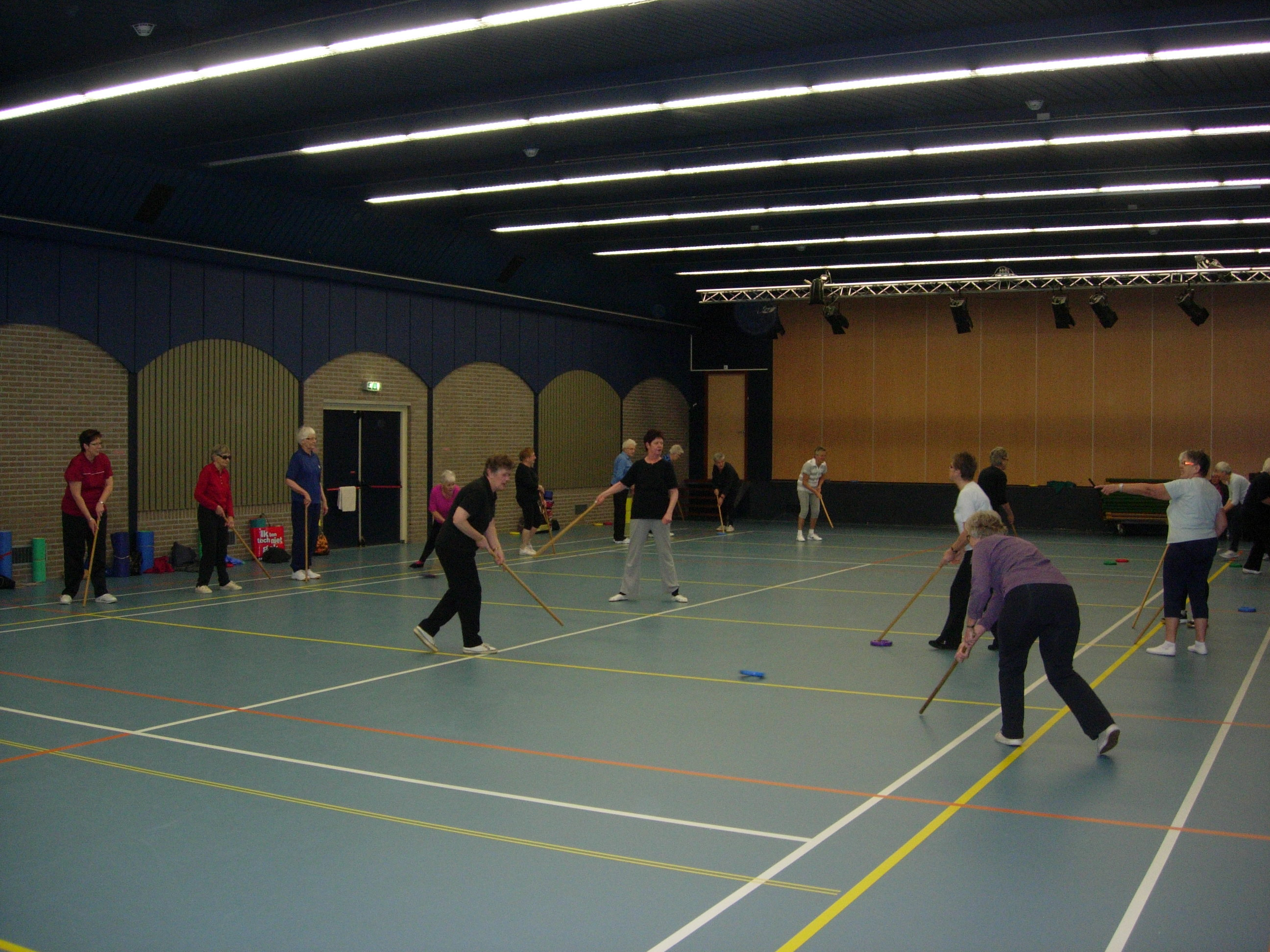 Favoriete MBvO gymnastiek in Twello #DI11