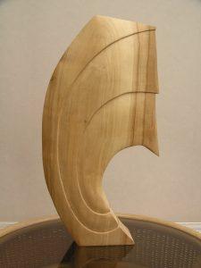 sculptuur, beeld, houtbewerking