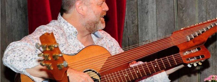 gitaar,