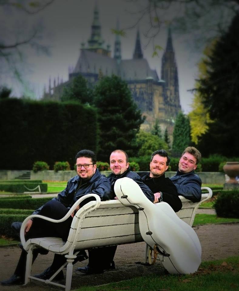 Dit kwartet geeft 2 maart om 20.00 uur een concert in de St. Martinuskerk te Bussloo
